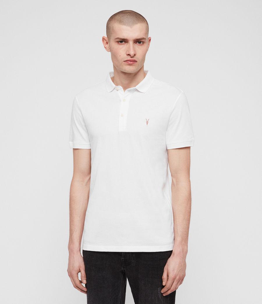 Hombre Polo Cooper (optic_white) - Image 4