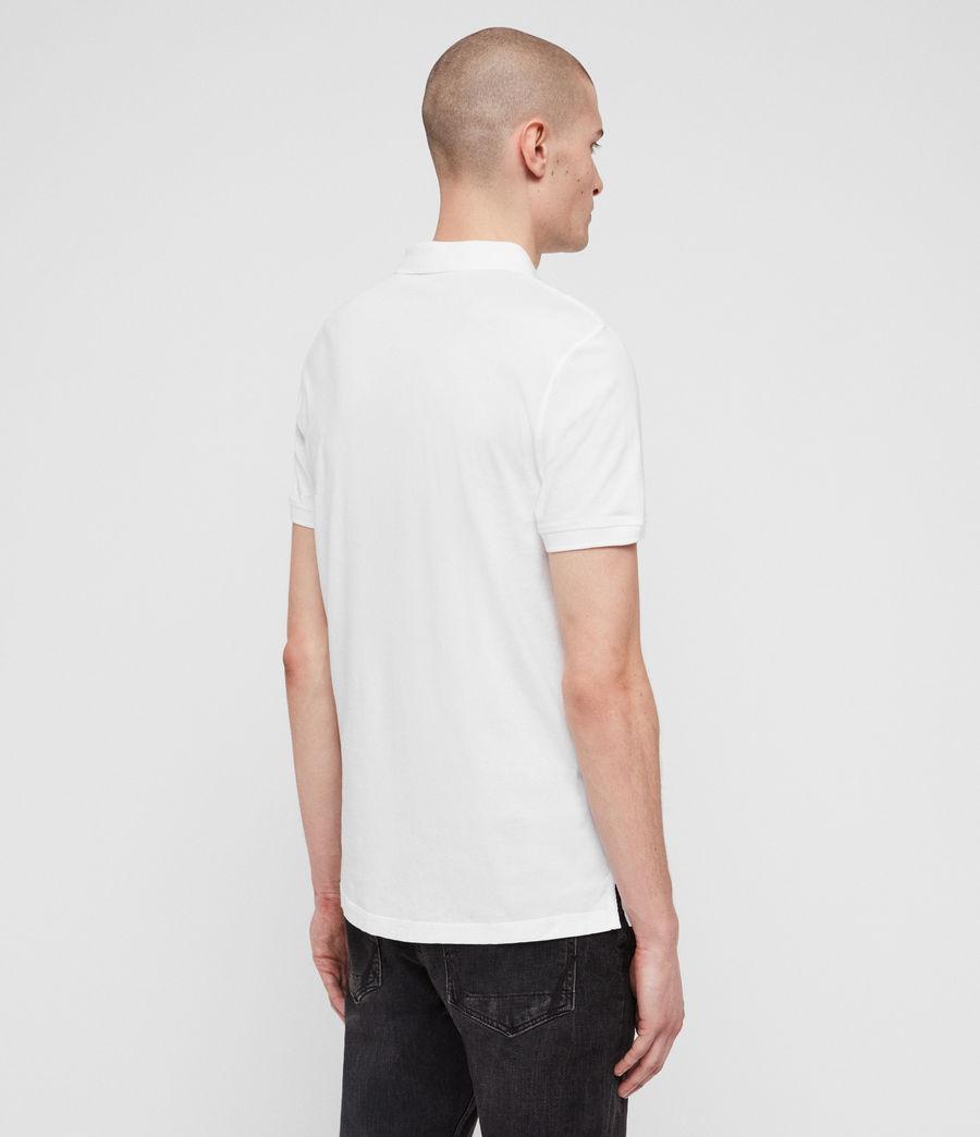 Hombre Polo Cooper (optic_white) - Image 5