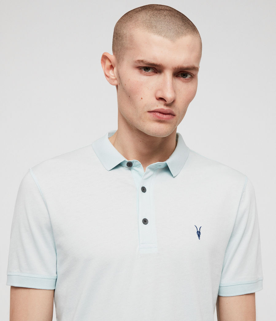 Hombres Cooper Polo Shirt (blossom_pink) - Image 2