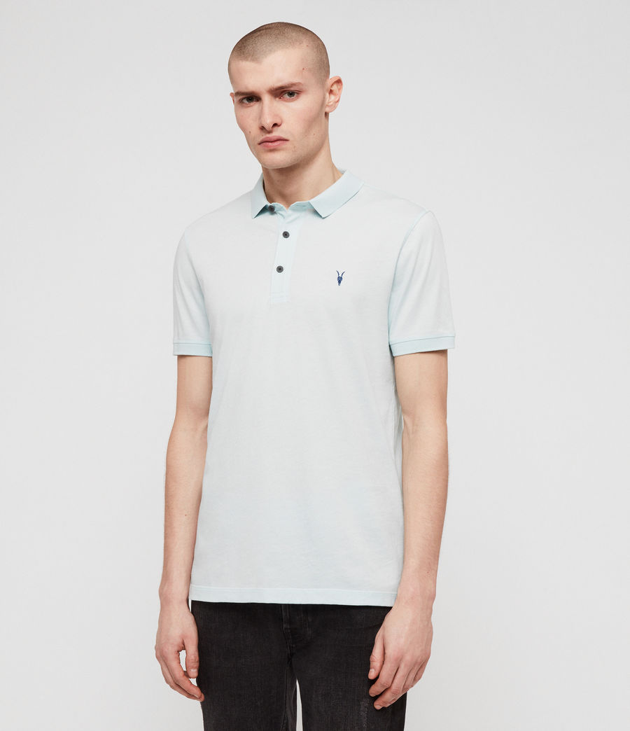 Hombres Cooper Polo Shirt (blossom_pink) - Image 3