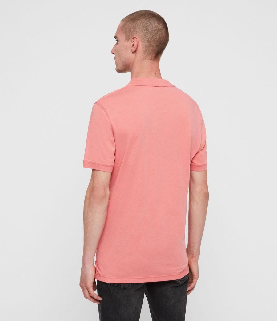 Men's Cooper Polo Shirt (blossom_pink) - Image 4