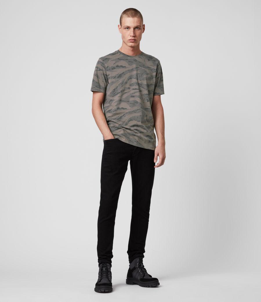 Uomo T-shirt Brace Camo (khaki_green) - Image 3
