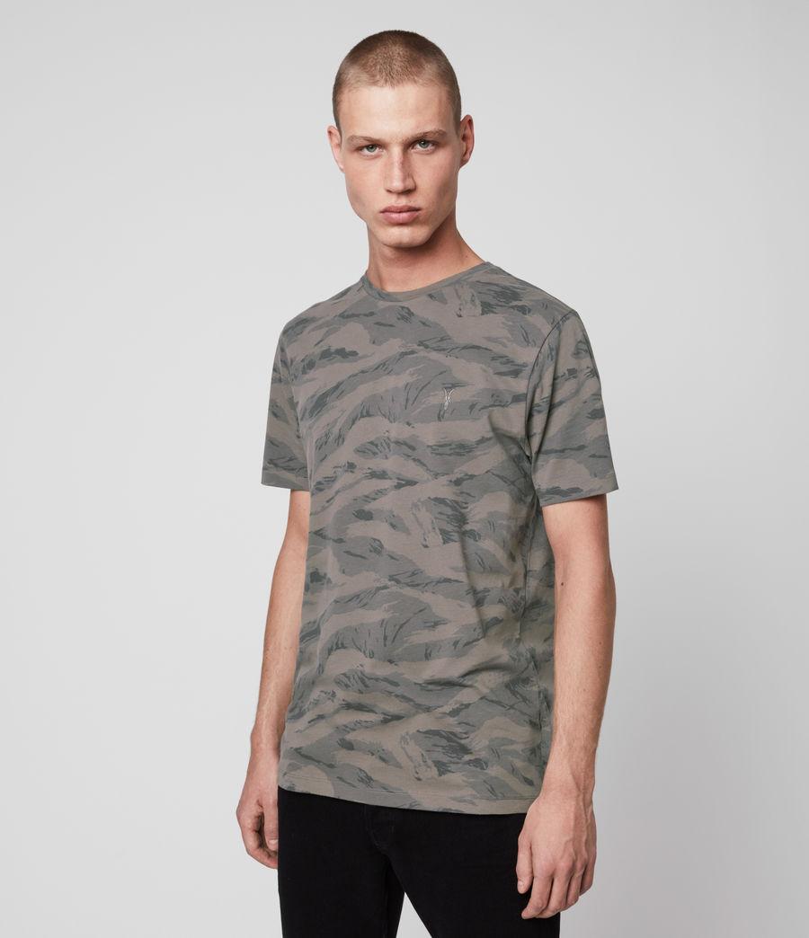 Uomo T-shirt Brace Camo (khaki_green) - Image 4