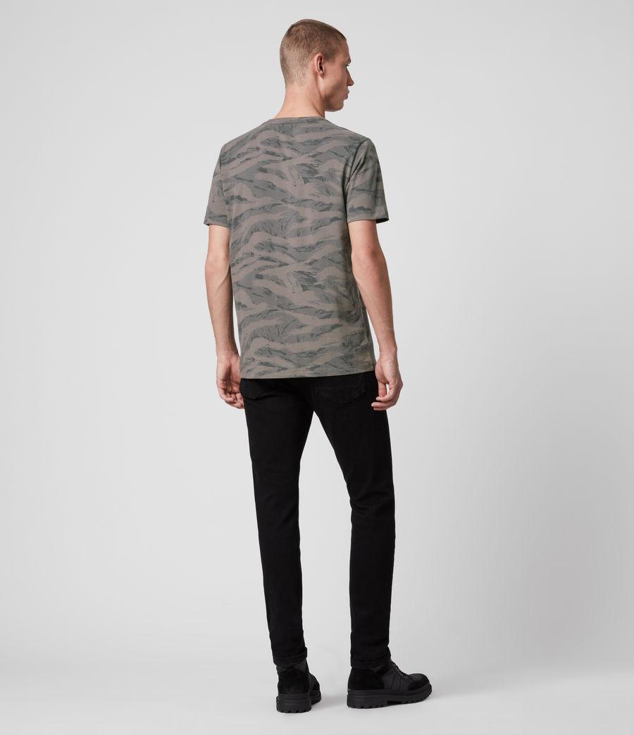 Uomo T-shirt Brace Camo (khaki_green) - Image 5