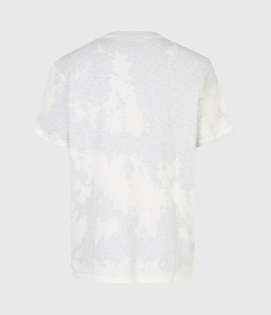 Mens Phillips Crew T-Shirt (light_grey_marl) - Image 3