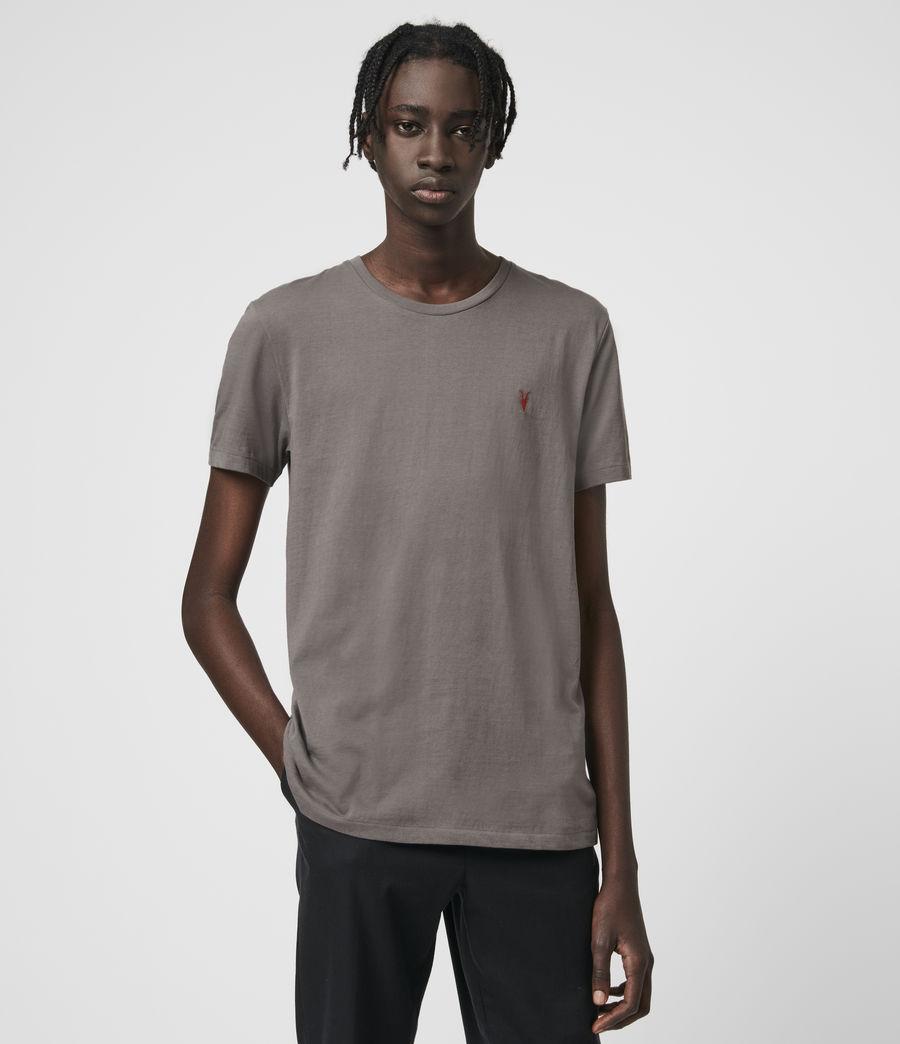 Herren Phoenix Crew T-Shirt (core_grey) - Image 1