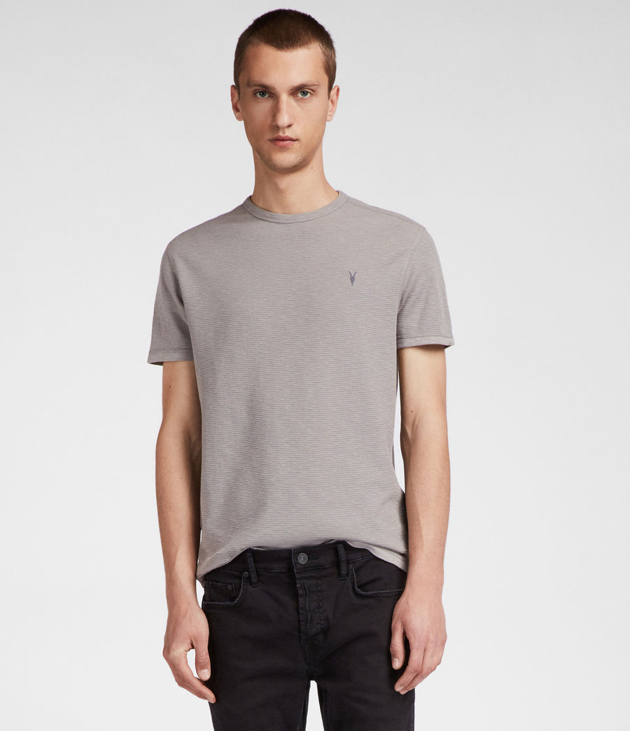 Hombres Camiseta Clash (putty_brown) - Image 1