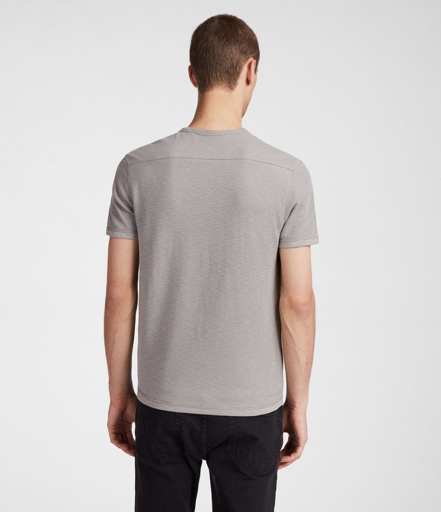 Men's Clash Crew T-Shirt (putty_brown) - Image 4