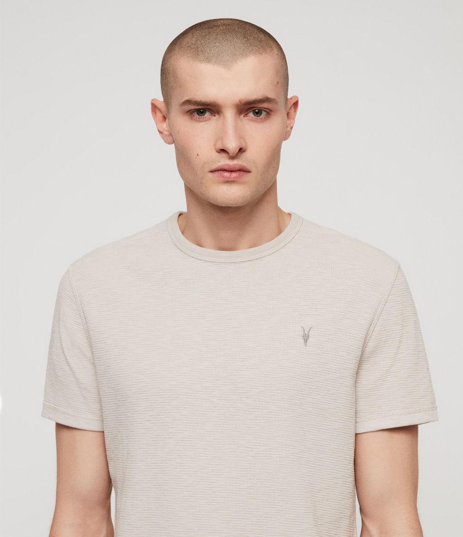 Uomo T-shirt Clash (lunar_grey) - Image 2