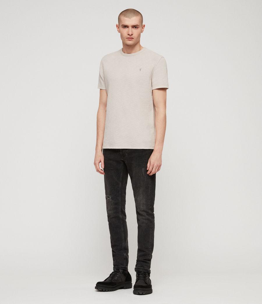 Uomo T-shirt Clash (lunar_grey) - Image 3