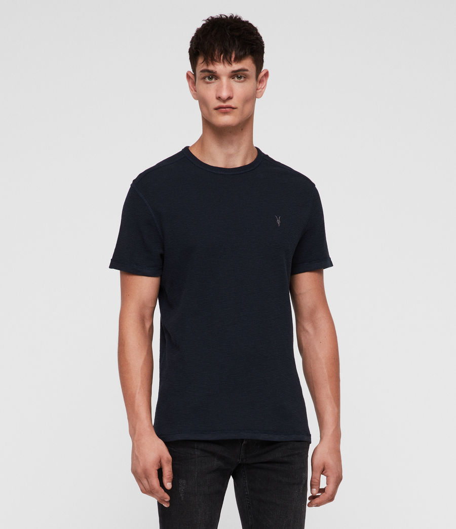 Men's Clash Crew T-Shirt (merchant_ink) - Image 1