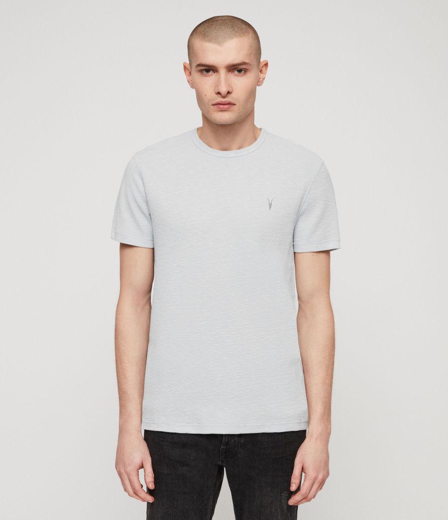Hombres Camiseta Clash (sol_blue) - Image 1