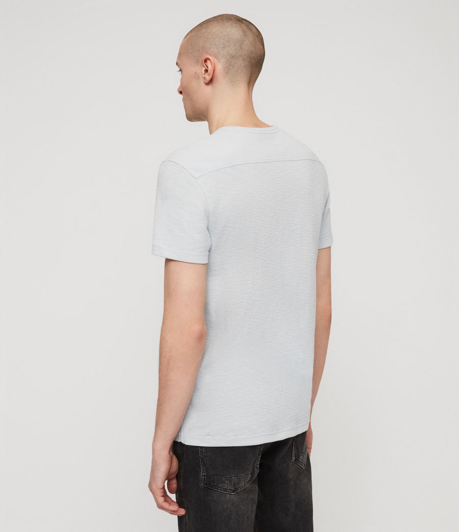 Men's Clash Crew T-Shirt (sol_blue) - Image 5