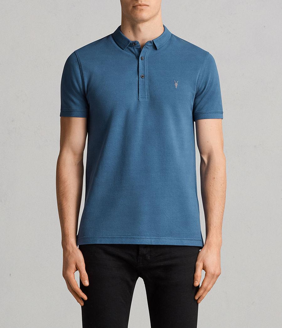 Uomo Polo Reform (aqua_blue) - Image 1