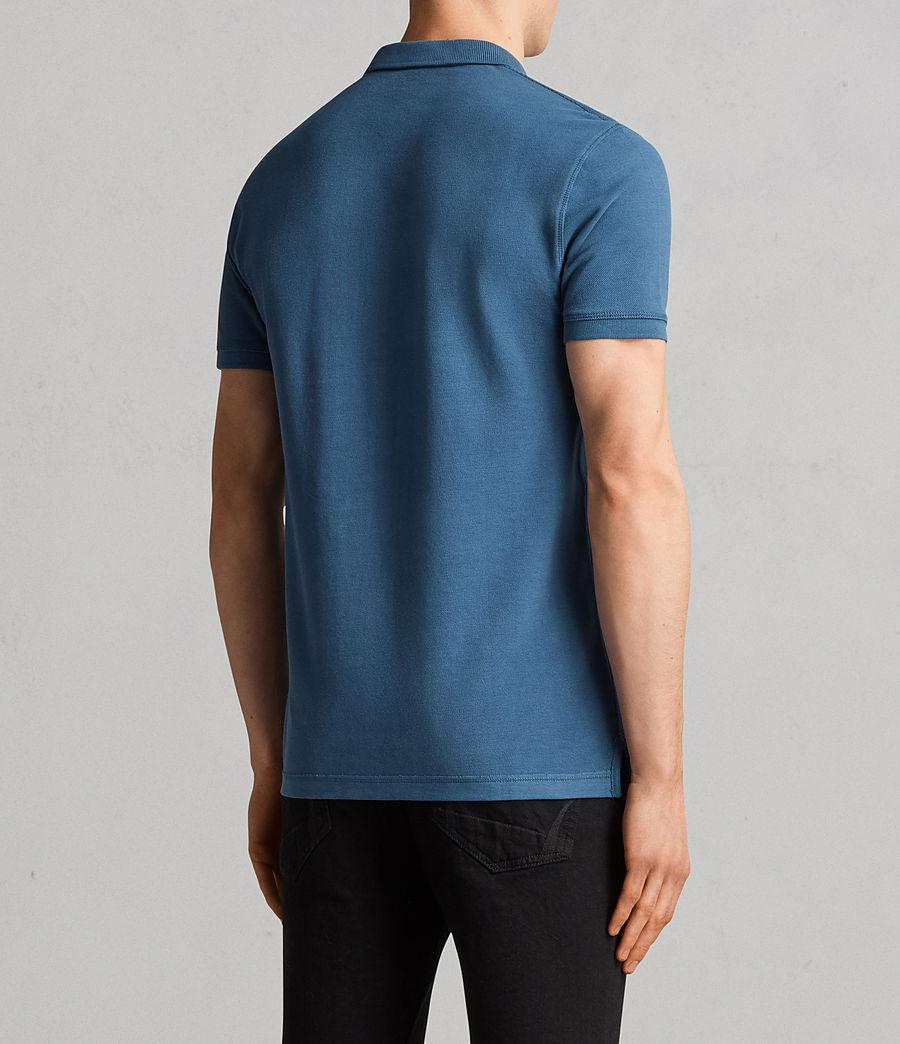 Uomo Polo Reform (aqua_blue) - Image 4