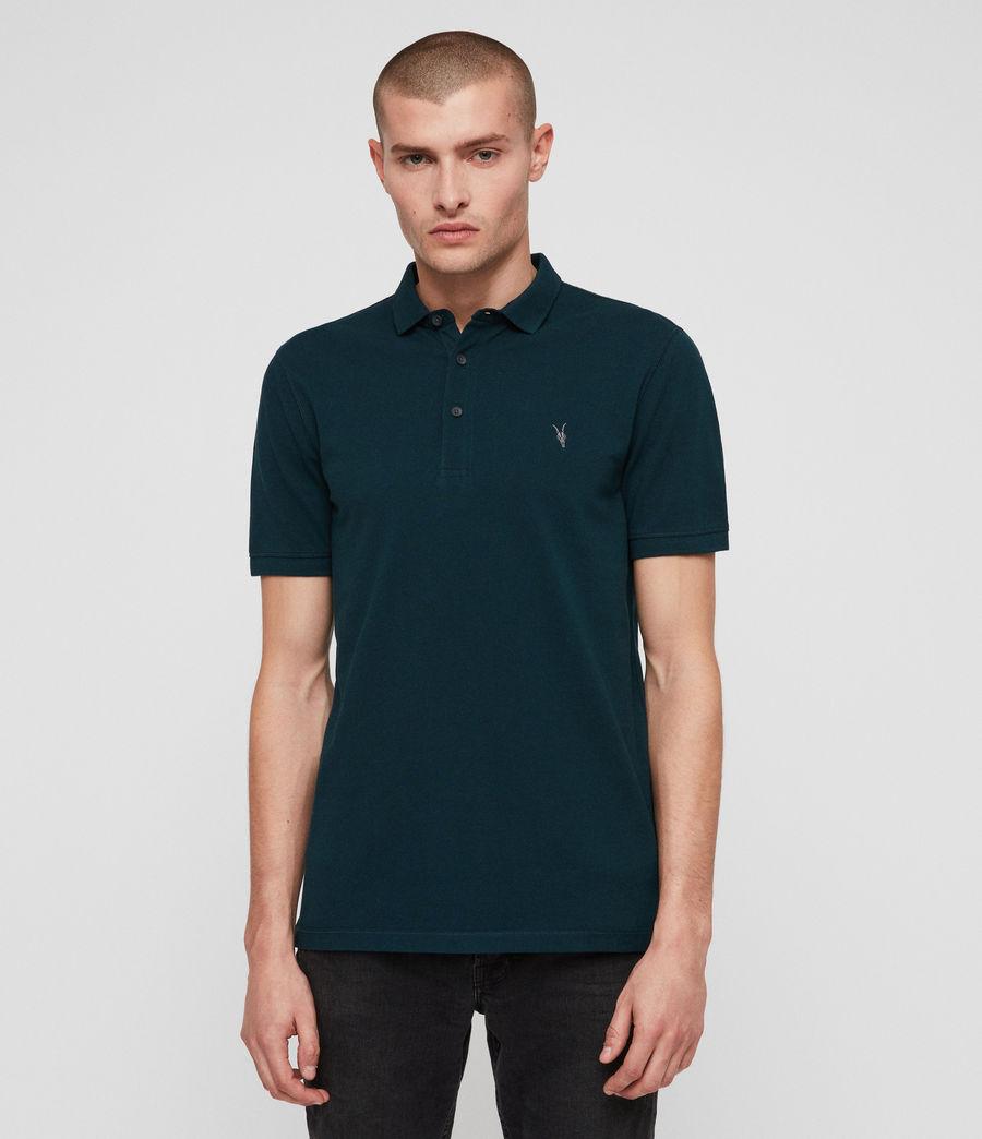 Herren Reform Polo Shirt (dawn_green) - Image 1