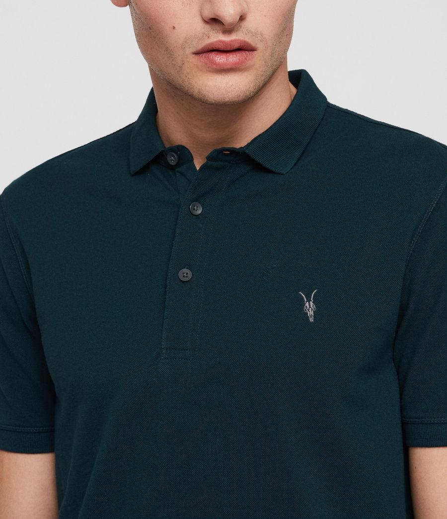 Herren Reform Polo Shirt (dawn_green) - Image 2