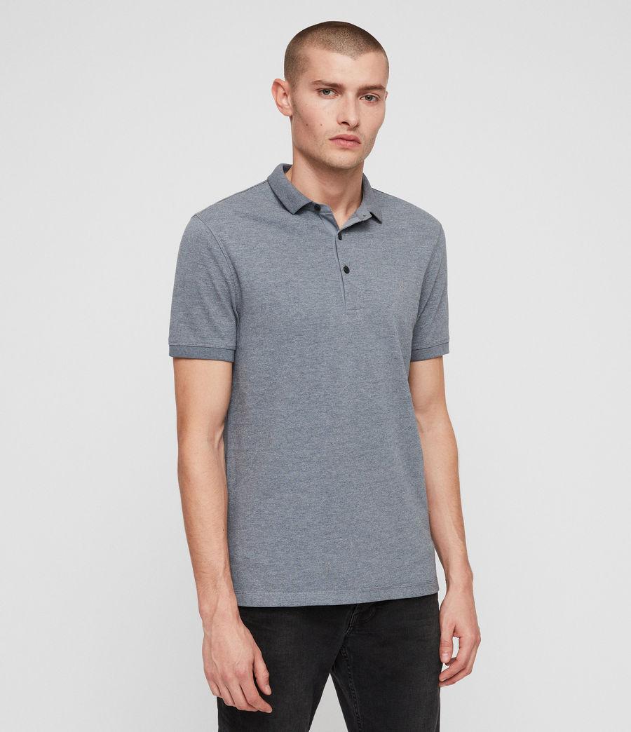 Men's Reform Polo Shirt (arctic_blue_marl) - Image 1