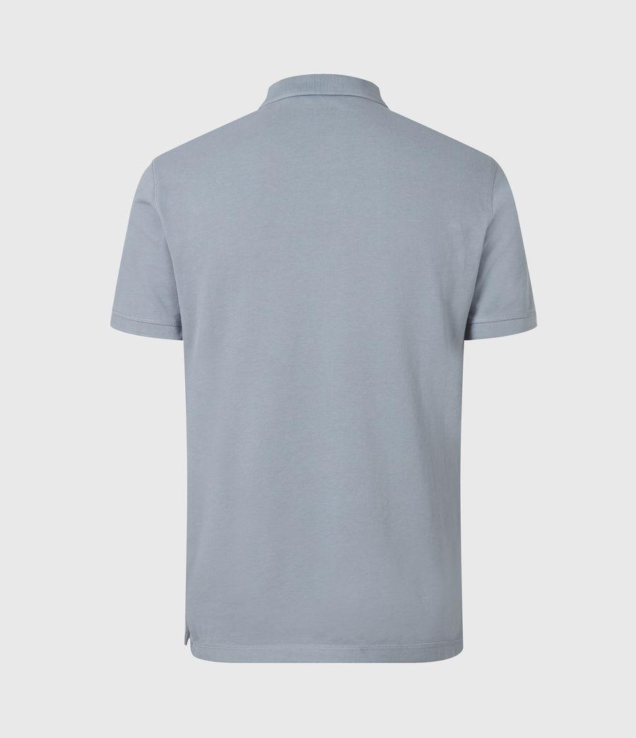 Herren Reform Short Sleeve Polo Shirt (twilight_grey) - Image 3