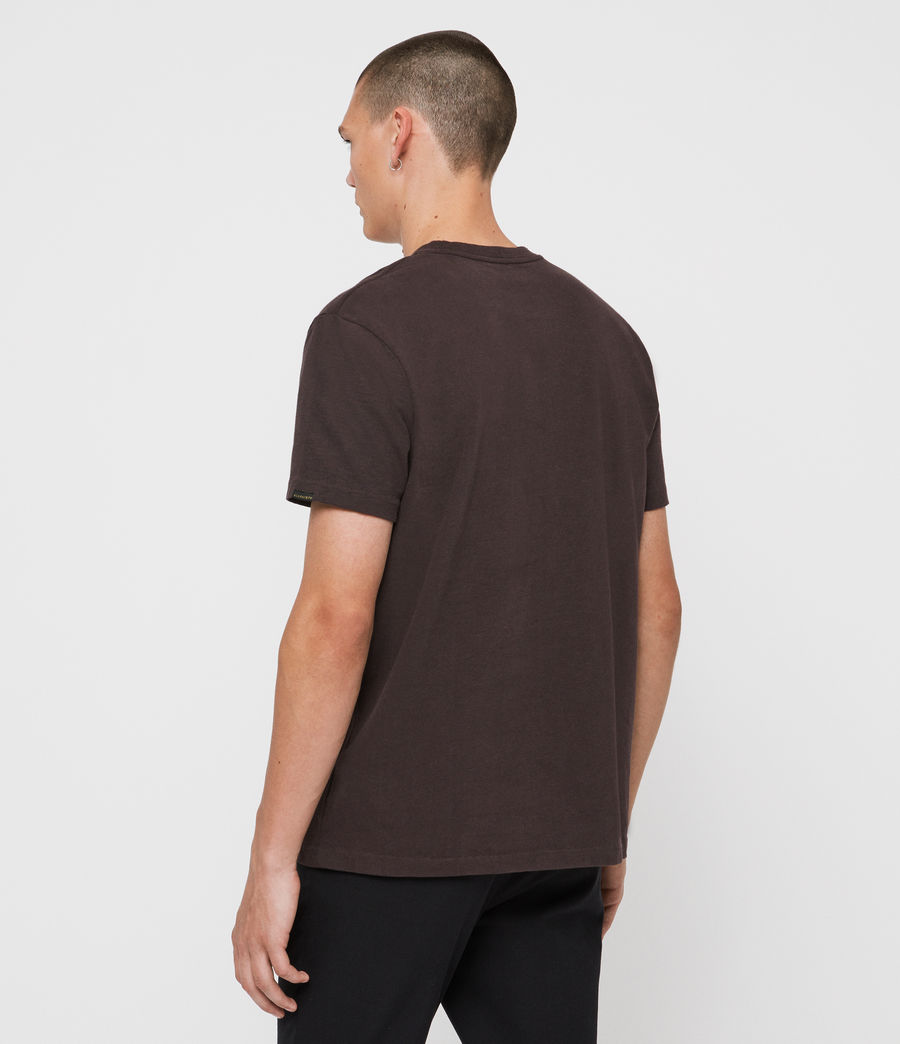 Men's Sage Crew T-Shirt (chalk_white) - Image 5