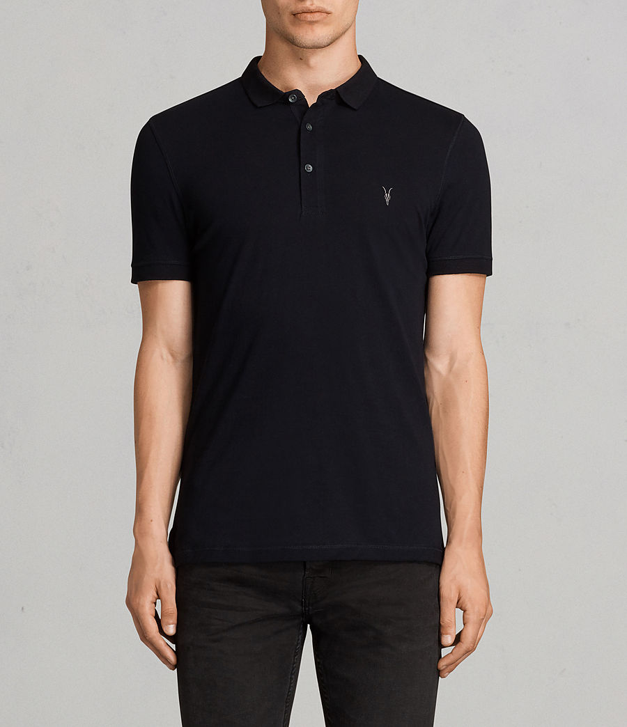 Men's Alter Polo Shirt (ink_navy) - Image 1