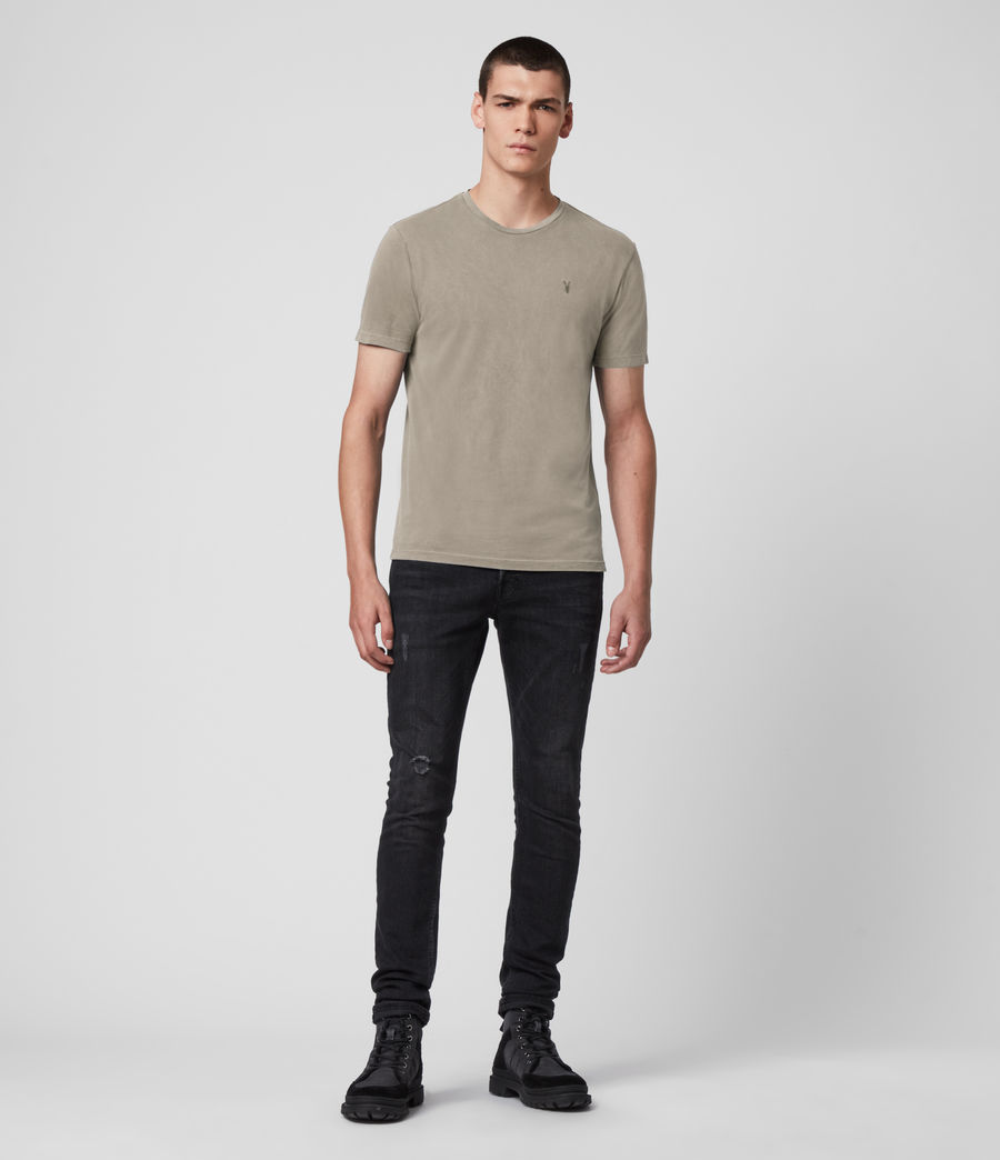 Men's Ossage Crew T-Shirt (sage_green) - Image 3
