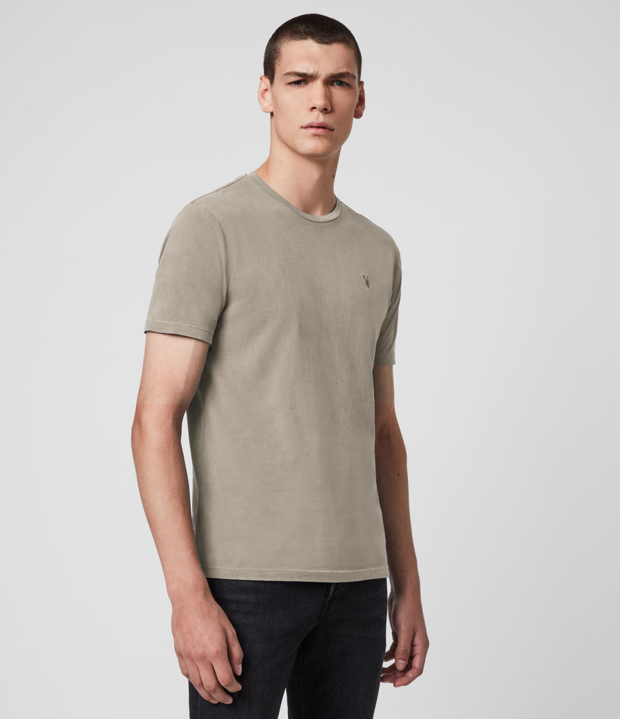Men's Ossage Crew T-Shirt (sage_green) - Image 4