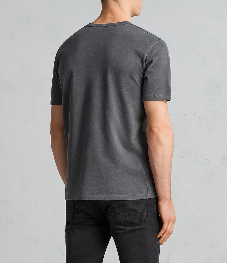 Uomo T-shirt Ossage (heath_grey) - Image 4