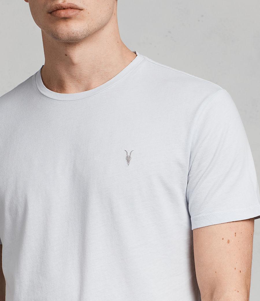Uomo T-shirt Ossage (celest_blue) - Image 2