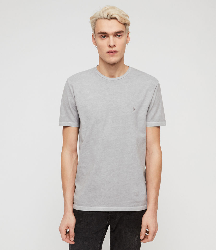 Men's Ossage Crew T-Shirt (space_blue) - Image 1