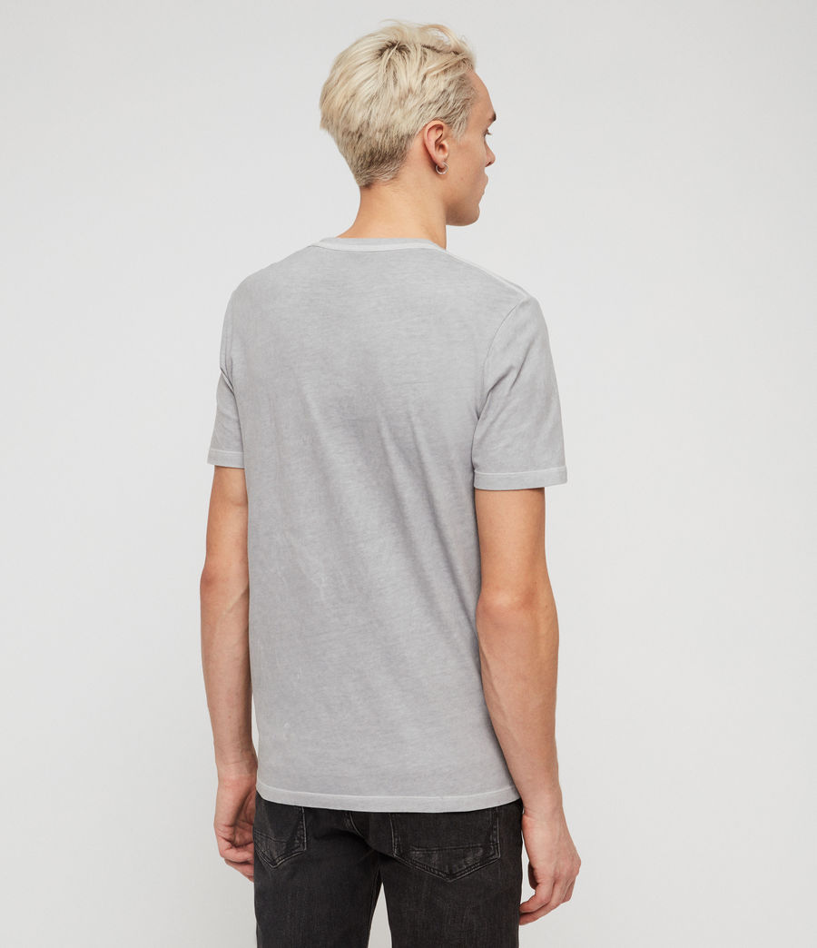 Men's Ossage Crew T-Shirt (space_blue) - Image 4