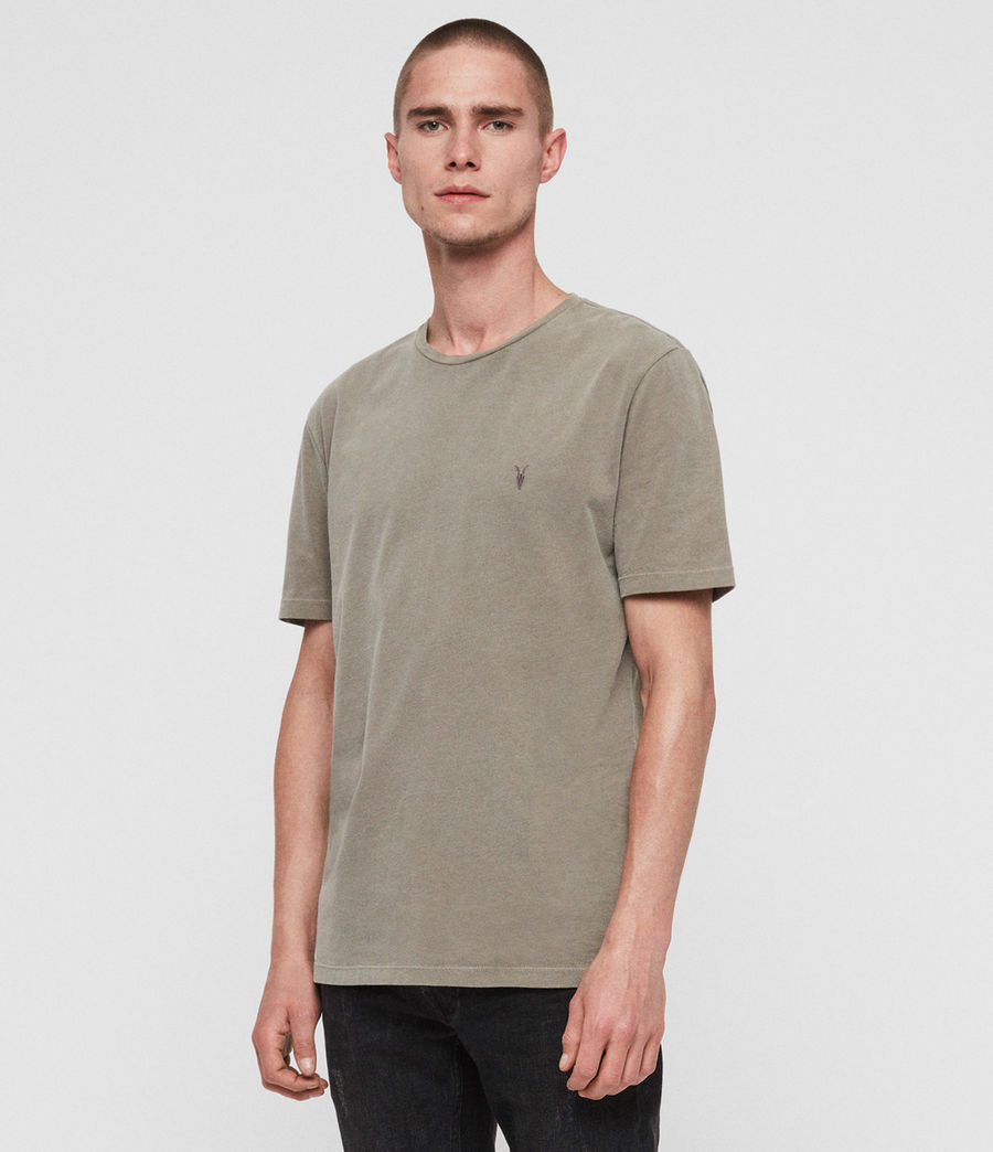 Men's Ossage Crew T-Shirt (sutro_grey) - Image 3
