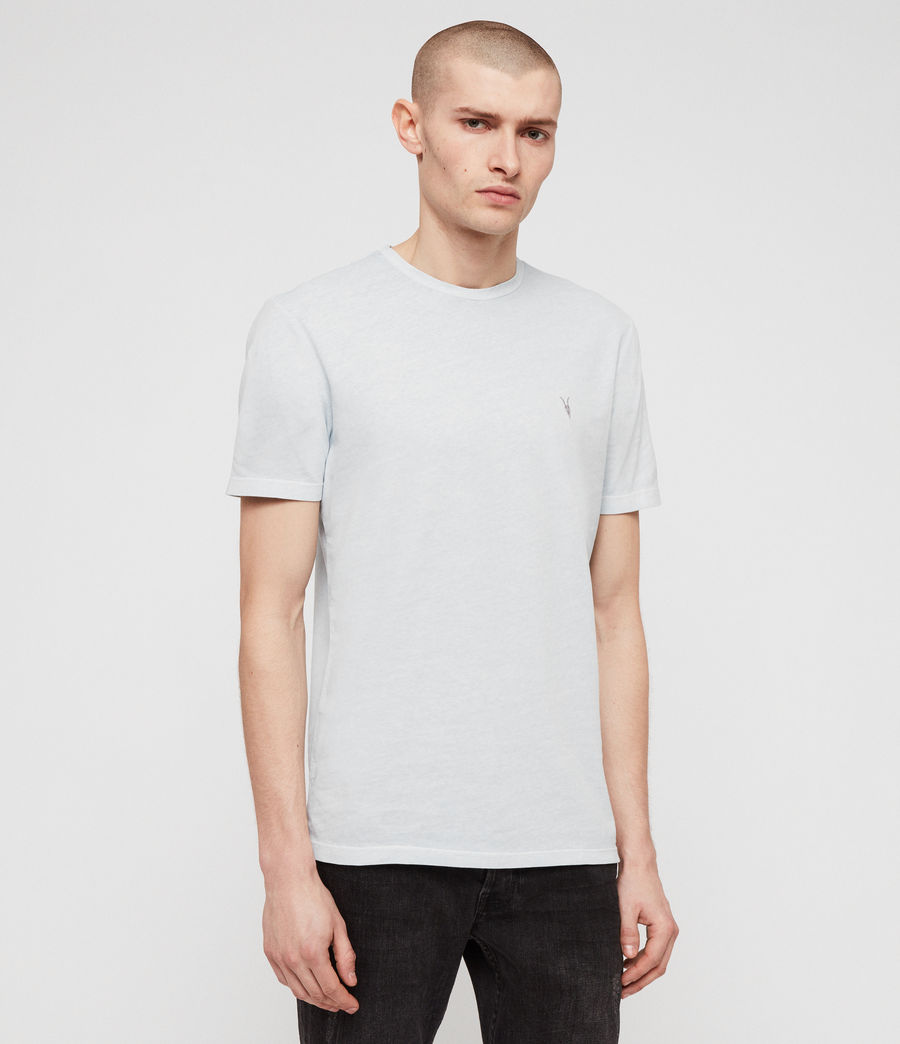 Men's Ossage Crew T-Shirt (sol_blue) - Image 1