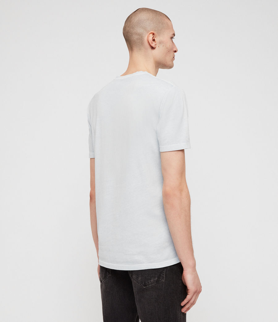 Men's Ossage Crew T-Shirt (sol_blue) - Image 4