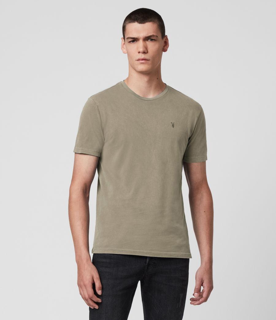 Hommes T-Shirt Ossage (safari_taupe) - Image 1