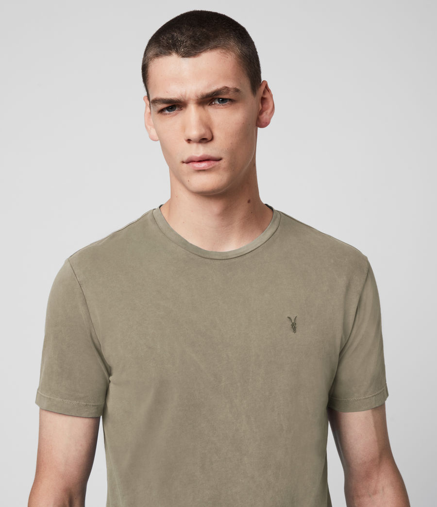 Hommes T-Shirt Ossage (safari_taupe) - Image 2