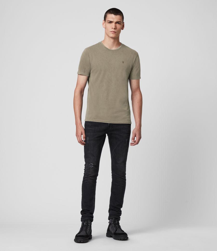 Hommes T-Shirt Ossage (safari_taupe) - Image 3