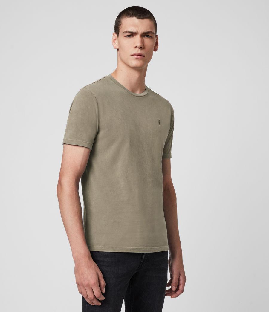 Hommes T-Shirt Ossage (safari_taupe) - Image 4