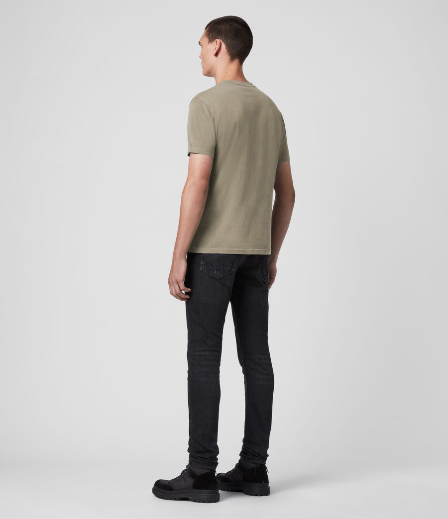 Hommes T-Shirt Ossage (safari_taupe) - Image 5