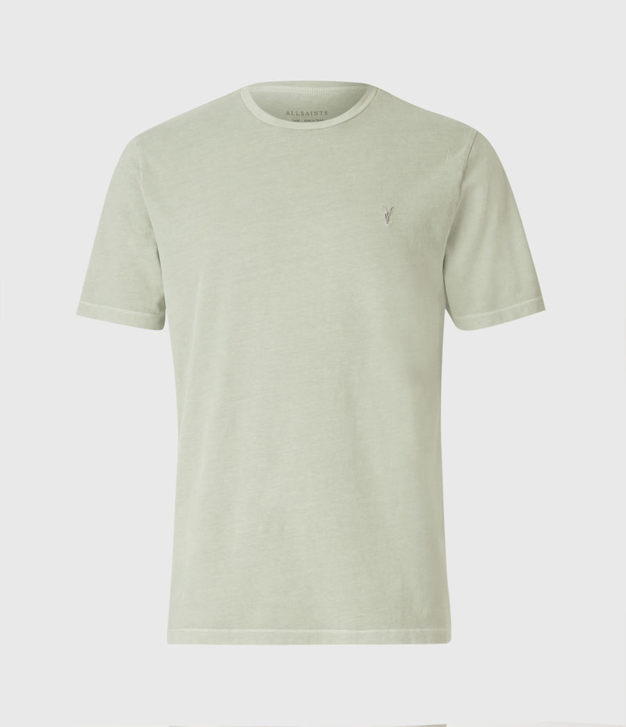Men's Ossage Crew T-Shirt (thyme_green) - Image 1