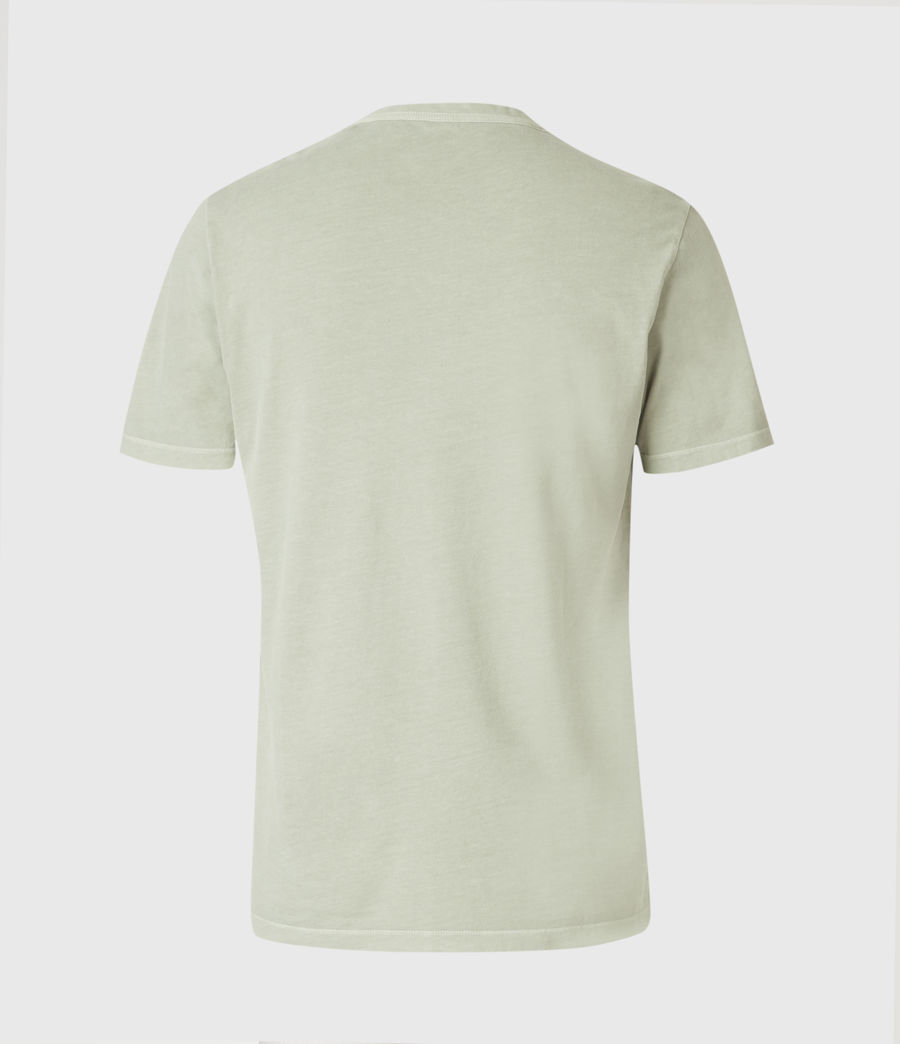 Men's Ossage Crew T-Shirt (thyme_green) - Image 2