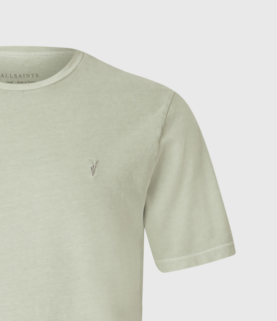 Men's Ossage Crew T-Shirt (thyme_green) - Image 3