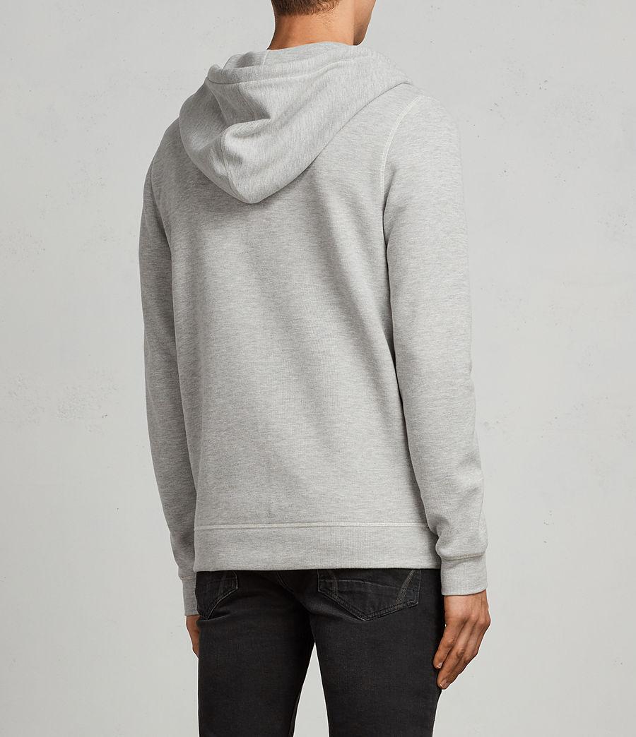 Men's Kruse Zip Hoody (grey_marl) - Image 5
