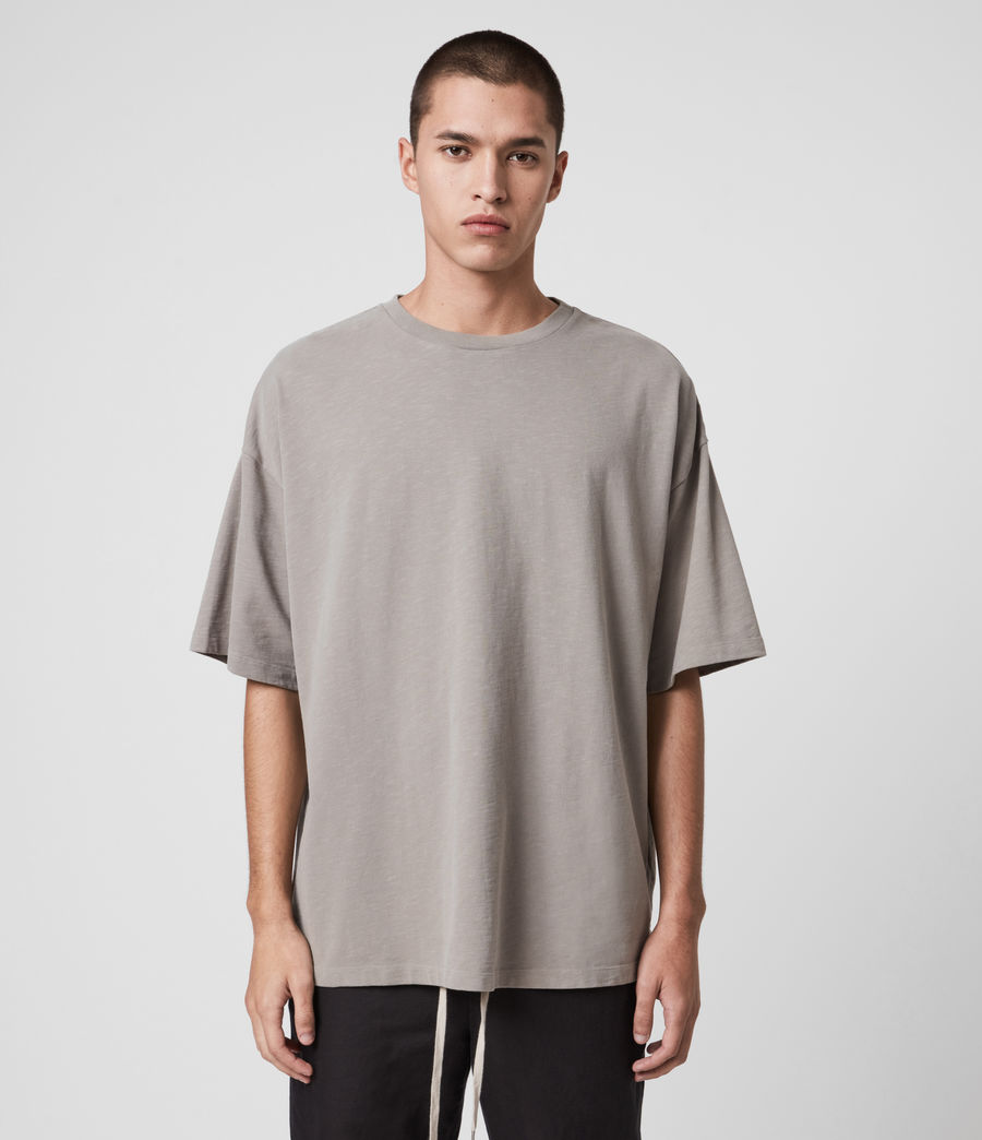 Hombre Islanders Crew T-Shirt (putty_grey) - Image 1