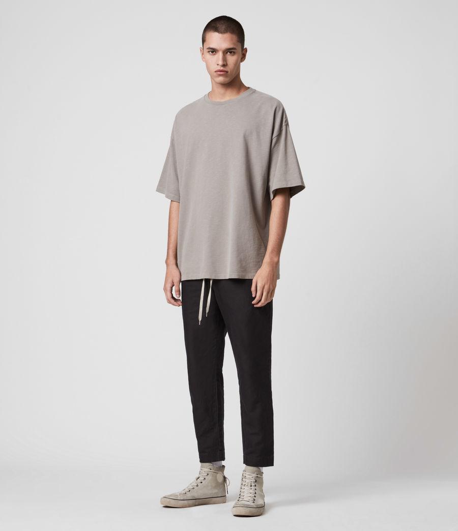 Hombre Islanders Crew T-Shirt (putty_grey) - Image 2