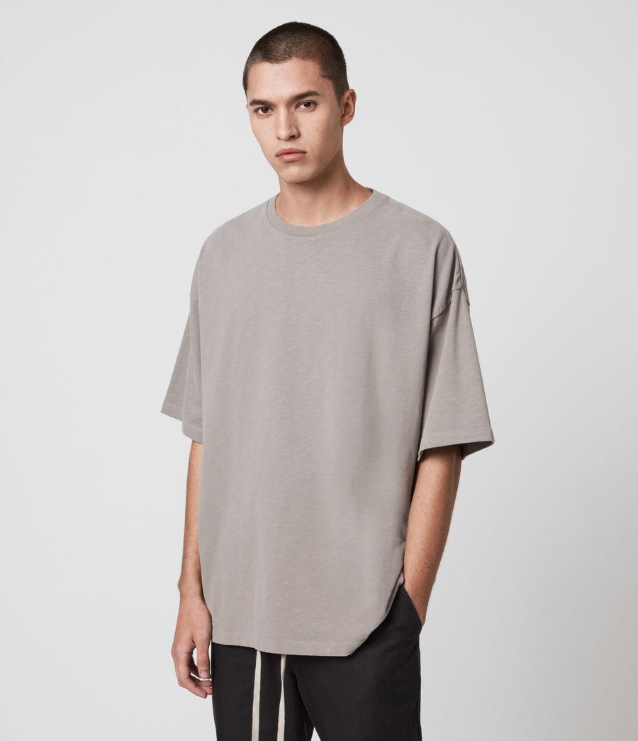 Hombre Islanders Crew T-Shirt (putty_grey) - Image 4