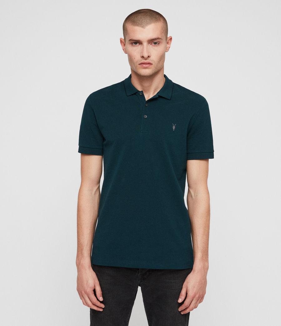 Men's Houston Polo Shirt (dawn_green) - Image 1