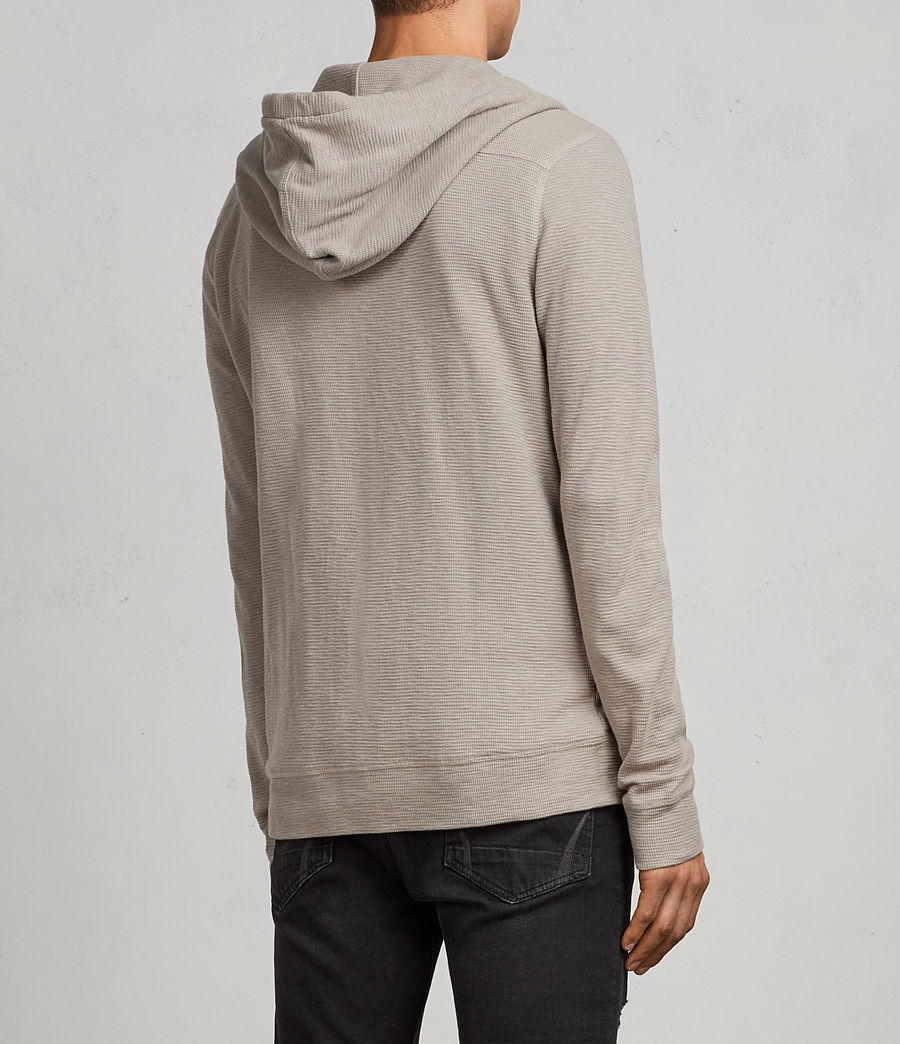 Mens Clash Hoodie (cement) - Image 5
