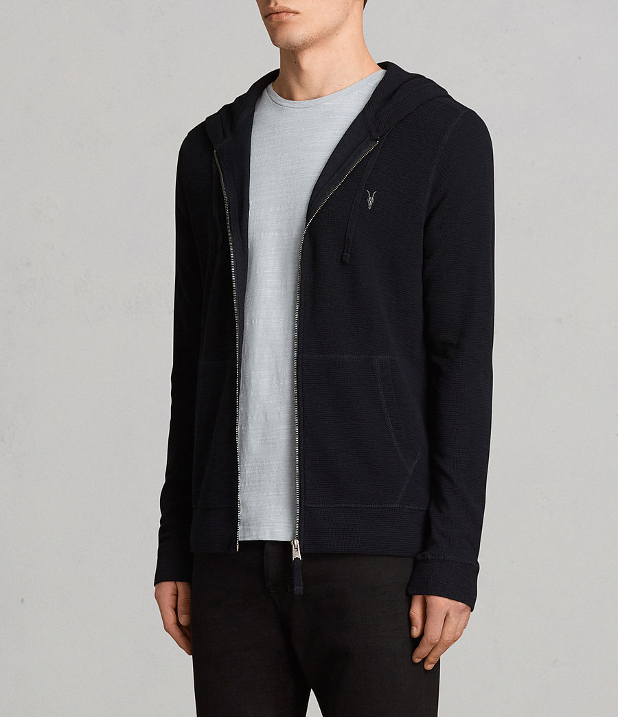 Men's Clash Hoody (ink_navy) - Image 3