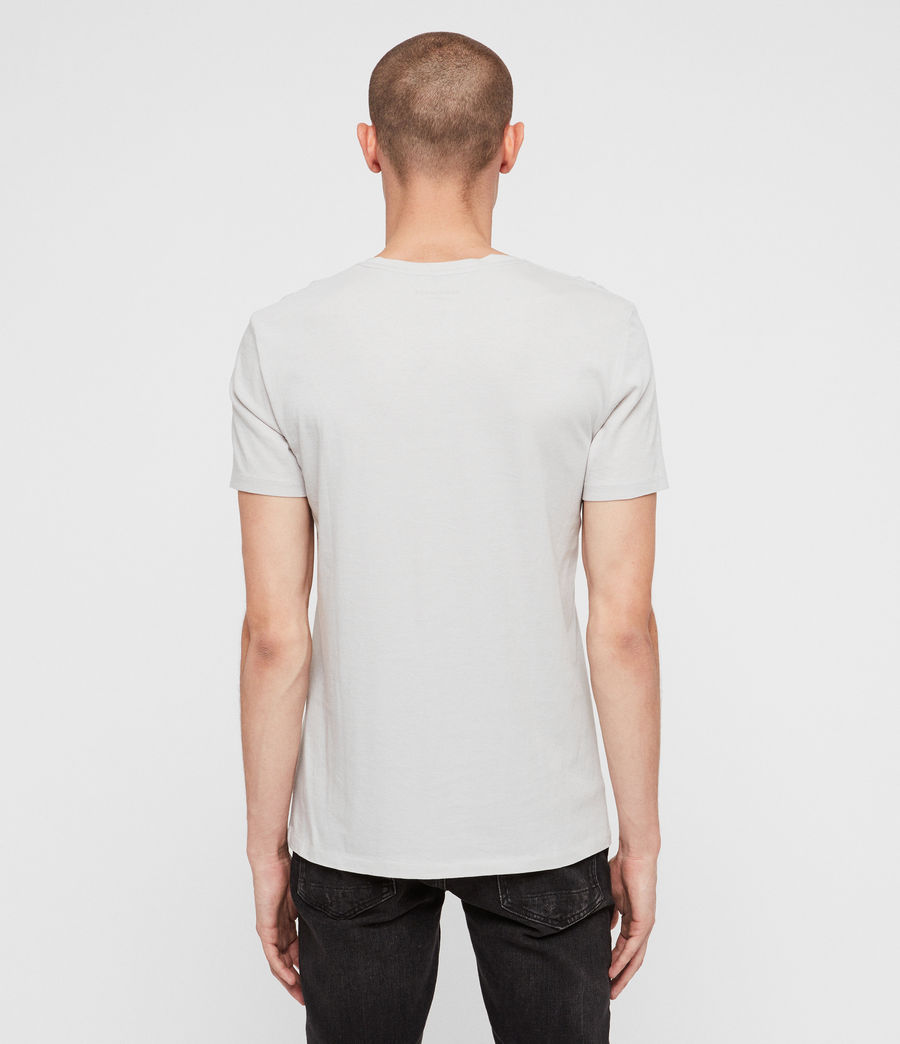 Men's Cradle Crew T-Shirt (lunar_grey) - Image 5